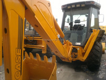 Second hand case 580 backhoe loader for sale / good work condition case 580 backhoe loader
