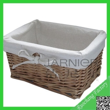 2015 Newest nature egg crate ceiling/handmade straw basket/storage basket for home decor,L-180