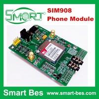 Smart bes Low price SIM908 Development Board SIM Phone Module GSM GPS GPRS Module