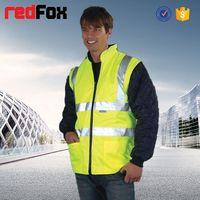 wholesale waterproof high visibility safety neoprene fishing jacket