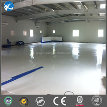 Factory price ice hockey / volleyball courts floor / PE material skate board