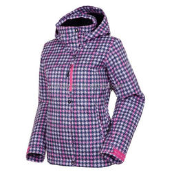 manufacture 2016 print waterproof breathable ski suit womens leisure camo jacket