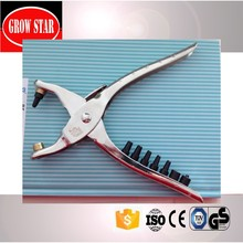 2 in 1 Heavy-duty Eyelet Pliers and Leather Hole Punch Pliers