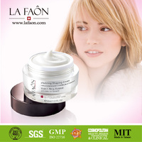 Natural facial derma care products face cream and lotion