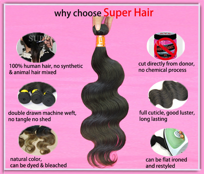 Indian Frontal Loose Wave Hair