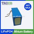 Ciclo profundo de litio de 12V batería solar 200Ah