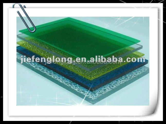 Makrolon Polycarbonate Solid sheets UV both sides