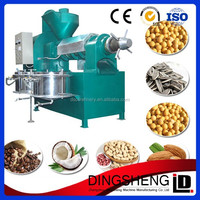 dingsheng brand high quality Automatic groundnut oil press, oil mill machine