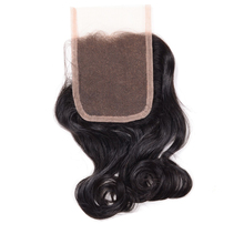 wholesale color 1b# virgin brazilian hair lace closure;top quality silky straight wave wig ;unprocessed hair extension