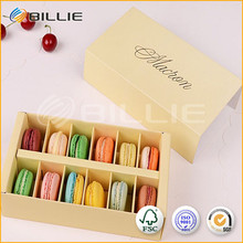 Instant Quote Fast Delivery Macaron Box