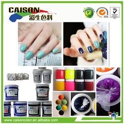 Customrized nail polish blending pigment paste CTH-3001 Blue