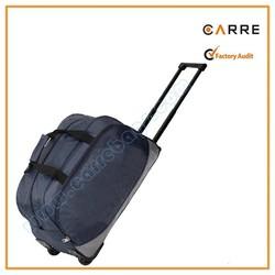 heavy duty fashion trolley rolling duffel bag