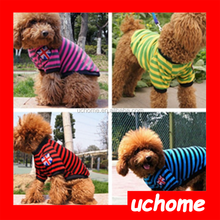 UCHOME Best quality Pet Dog Clothes Teddy summer pet clothes