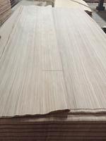 WELLS furniture construction engineered wood face veneer for Board