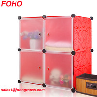 New Deaign and Easy Assemble DIY Toy Storage Cabinets Sale