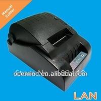 OCPP-582-L-B 2 inch Mini Lan Port Black Color Thermal Receipt Printer