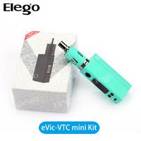 Wholesale Original Joytech eVic-VTC Mini Joyetech eVic VTC Mini Starter Kit Evic Vtc Mini 60w Mod match ego one mega tank