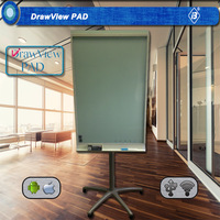50inch drawview pad smart board for meeting room