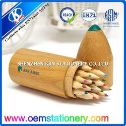 eco friendly custom wooden pencil box