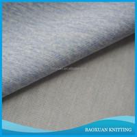 250gsm polyester knitting interlock punto roma jersey fabric