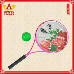 Chinese style Titanium taiji racket rouli racket with different style