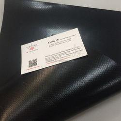 PVC tarpaulin fire retardant tarpaulin