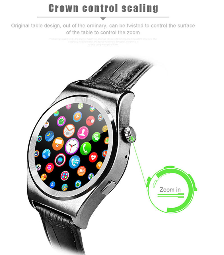 x10 smart watch