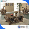 C-1800B turkish products Tea table root carving tea table