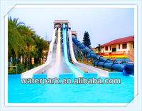 Customized Fiberglass Flow Spray Park Equipment, Family Entertainment Water Game