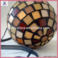Decoración de mosaico bola de cristal navidad
