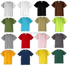 China OEM factory price wholesale t-shirts custom