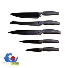 non-stick japanese knife fork set