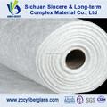 Silicona recubierto de fibra de vidrio picado Strands estera, fibra de vidrio material de propiedades