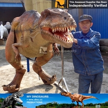 MY Dino-Adult professional dinosaur costume for jurassic park