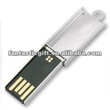 flip metal mini USB flash drives colorful shell