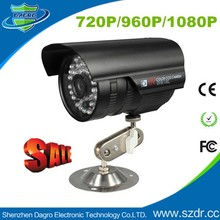 2015 New products 48 IR leds 40m IR distance metal housing Camera full hd 1080p sports camera AHD cctv camera
