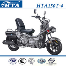 High Specification Stable Performance 150CC Motorcycle Cross Scooter(HTA150T-4)