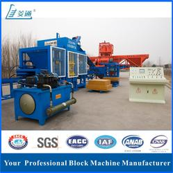 2015 factory price hot sale cement brick machine cost with best price