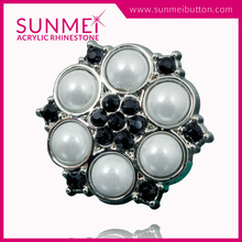 MIT Eco Friendly Product Assorted Large Rhinestone Buttons