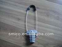 PAM anchoring clamp/dead end clamp