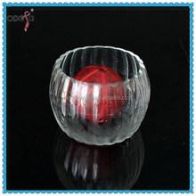 feshion uniquely shaped glass vase rose flower thick glass vase designed glass vase