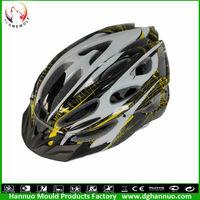 2015Fashion Style streamlined design bike helmet