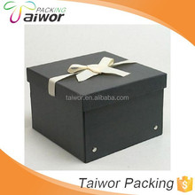 Wholesale Fancy Custom Cheap Hat Shipping Box