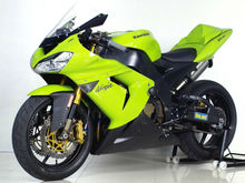 Automobiles For Kawasaki ZX-10R 2004-2005 Bodywork ZX10R 04 05 Body Kit/Fairing For Motorcycle
