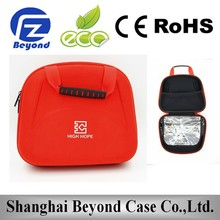 Portable waterproof plastic empty first aid box