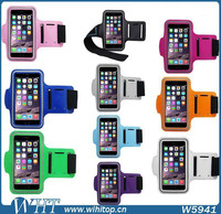 For iPhone 6 Armband, 2015 New Neoprene Sport Armband for iPhone 6 Plus