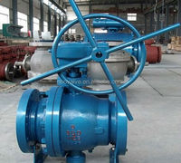 API Metal Hard Seal Ball Valve