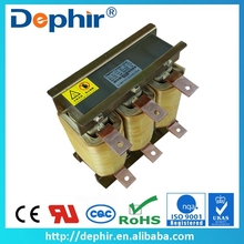 Three Phase Output AC Line Reactor for Inverter / Servo / UPS / AC Drive / Motor Drive
