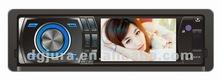 """1 din 3"""" TFT LCD de coche de coche pantalla DVD multimedia"""