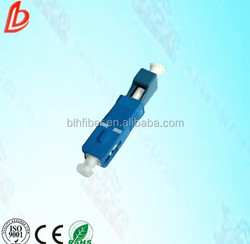 durable LC female SC male fibre optic adapter with insertion loss 0.2db
